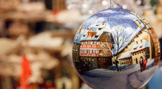 Mysiga julmarknader över Europa