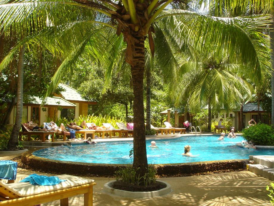 Railay Sand Sea Resort - här bodde vi - Krabi, Thailand - Tima - Reseguiden