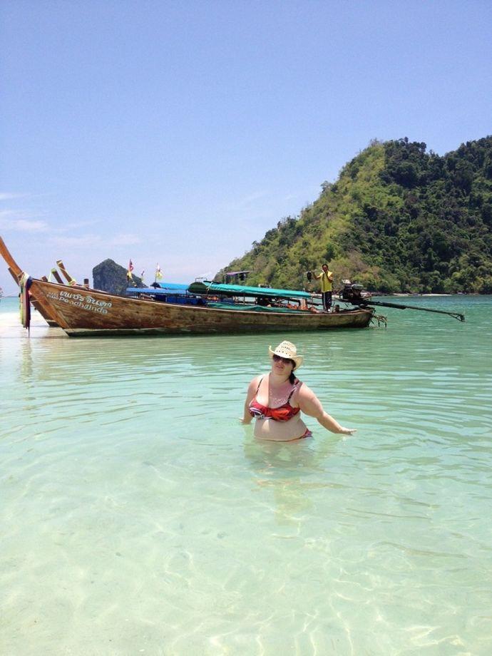 Vid Tup Island - Ao Nang, Krabi, Thailand, Asien - Pichte - Reseguiden