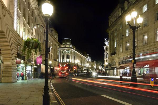 Regent Street. Foto: Thinkstock