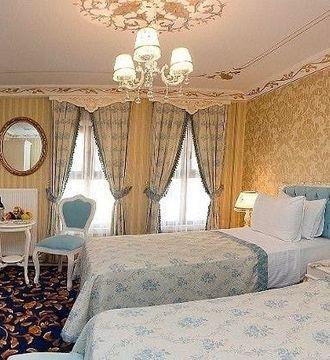 flyg och hotel till istanbul