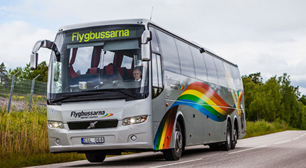 Bild från Flygbussarna.se