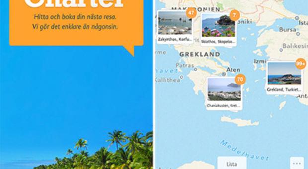 Charter-app. Nu även till iPhone!