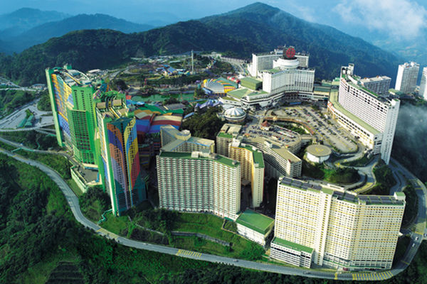Foto: First World Hotel, Genting