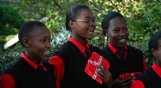 Kenya byggs upp av starka kvinnor.