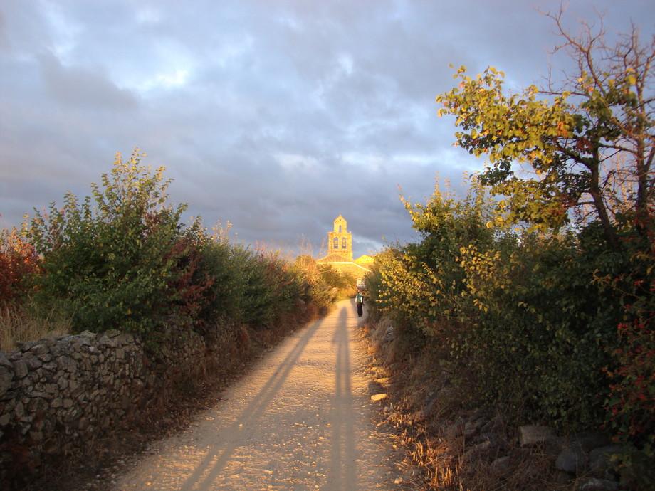 Karta Over Spaniens Vastkust.En Pilgrimsvandring Till Santiago De Compostela Och Varldens Ande