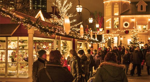 Julmys på Liseberg