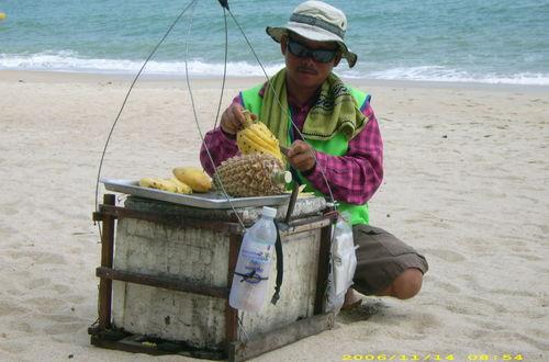 Fruktförsäljare