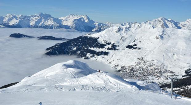 Lyx och fantastisk skidåkning i Verbier, Scweiz, Europas dyraste skidort.