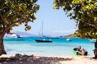 Segla I Karibien
