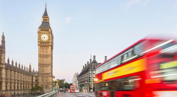 Full fart i London