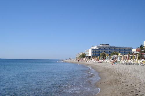Stranden i Kárdamena