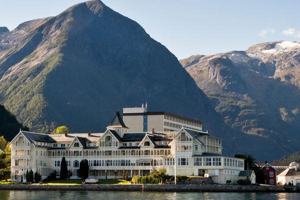 Foto: Kviknes Hotel