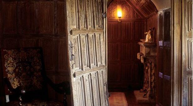 Trivs spökena på Häringe Slott?