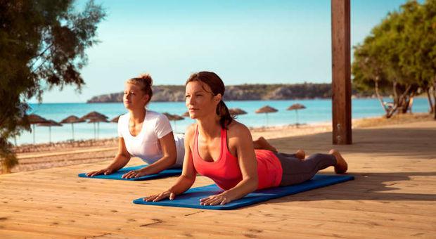 Välj ett Apollo Mondo Selected Hotel så ingår yoga