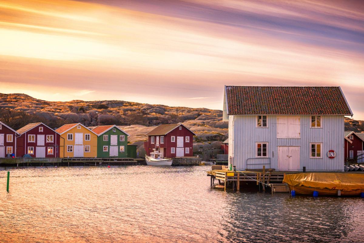 Fiskhamnsgatan 18, Smgen Vstra Gtalands Ln - Hitta