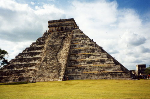 Kukulkans pyramid