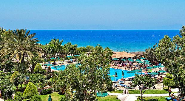 Hotel Blue Bay, Ixia, Rhodos