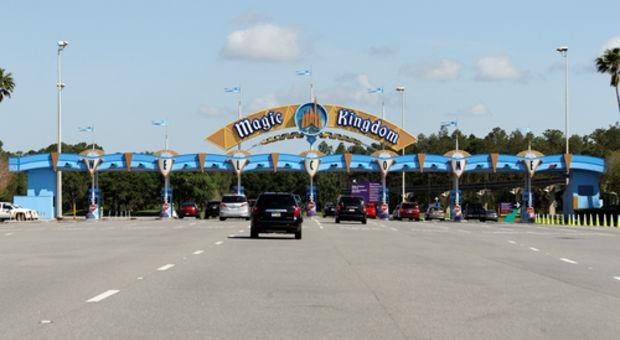 Magic Kingdom, det klassiska Disney World.