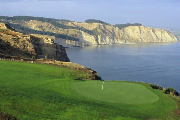 Foto: Cape Kidnappers Golf Course