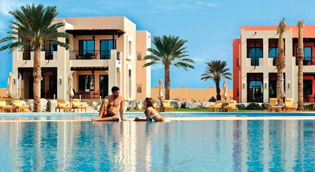 Hilton Ras Al Khaimah Beach.