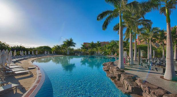 Lopesan Baobab Resort är ett drömställe på Cran Canaria.
