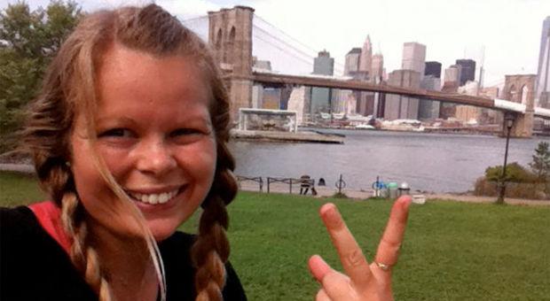 Snart är det dags för New York Marathon för Pernilla