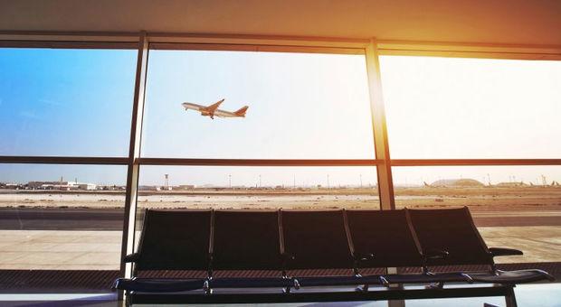 Flyg direkt till USA