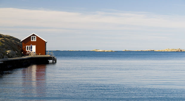 Sveriges vackra skärgård
