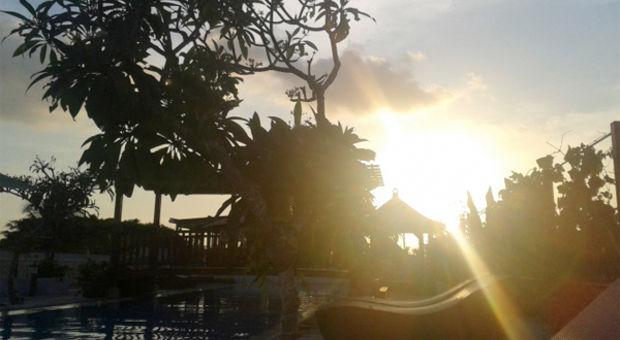 En långweekend på Bali