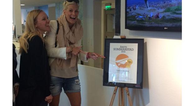 Halmstad - Årets sommarstad 2014