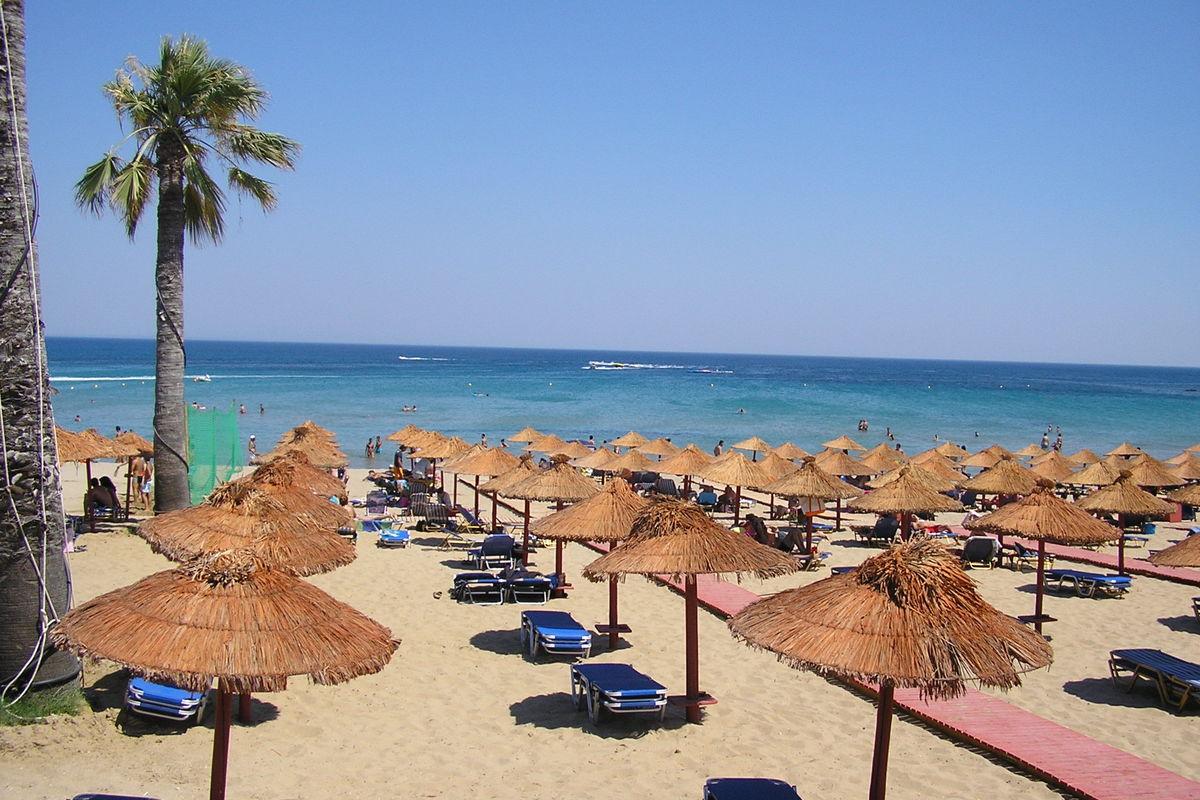 Nicholas beach