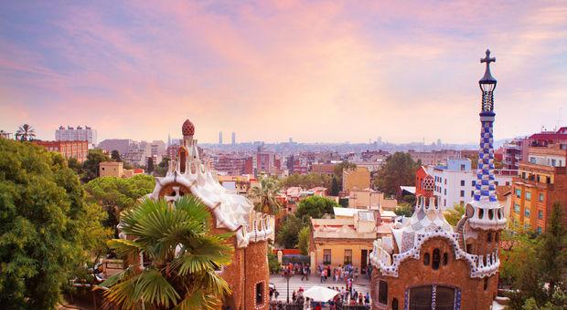 Härliga Barcelona!