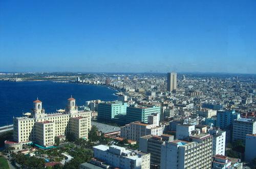 La Habana - från Vedado