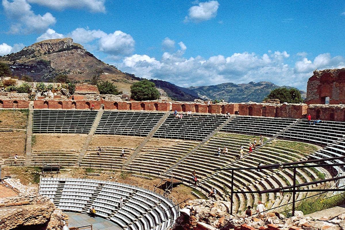 Grekiska Teatern
