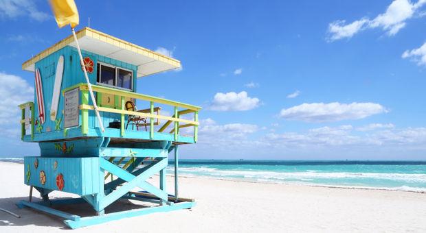 Sola säkert, inte bara på Miami Beach!