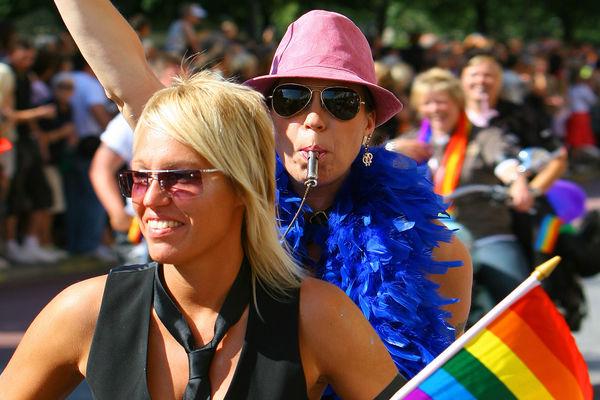Bild: Stockholm Pride Festival