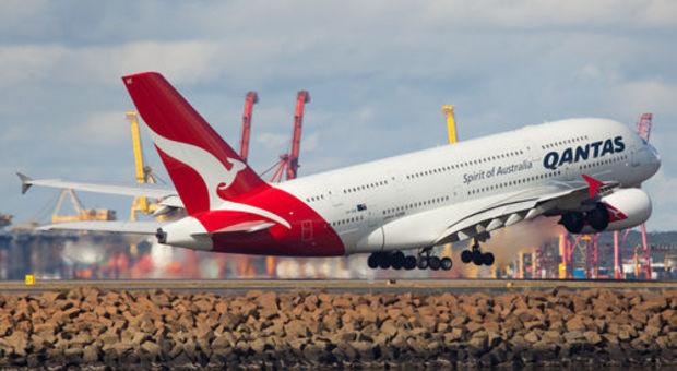 Qantas i Sydney, har du flugit med världens säkraste flygbolag?