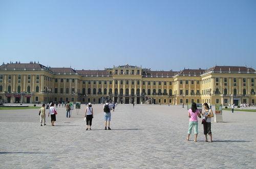Slottet Schönbrunn