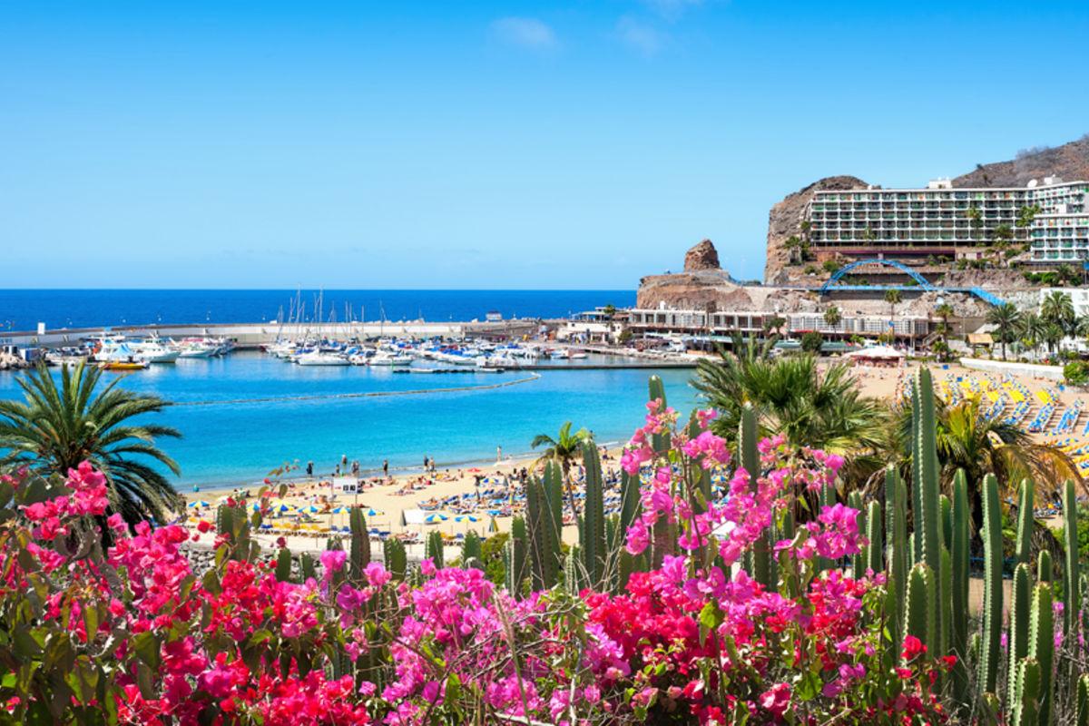 Julresa till Gran Canaria (370855792) ᐈ Köp på Tradera