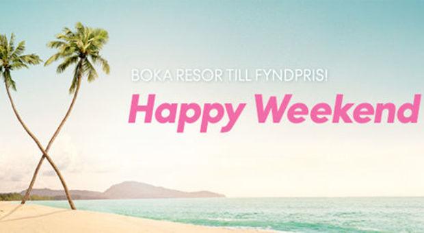 Fånga din resa på Vings Happy Weekend