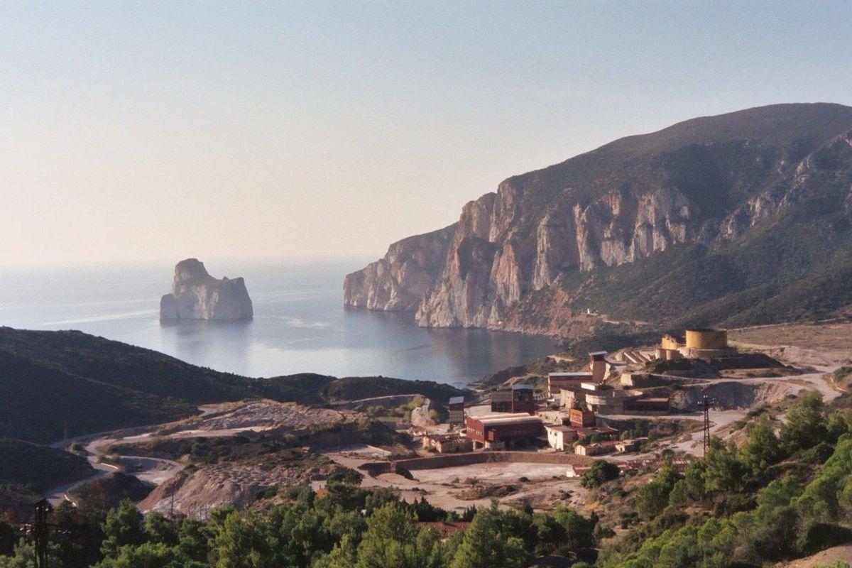 Hissnande vackert på Sardiniens västkust