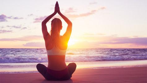 Världens 6 bästa yogadestinationer