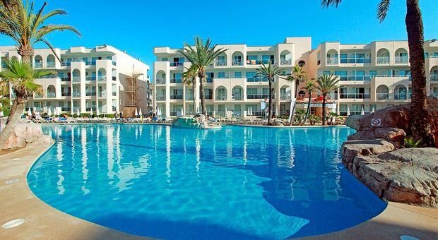 Hotellet Alcudia Pins på Mallorca är med på rabatten!