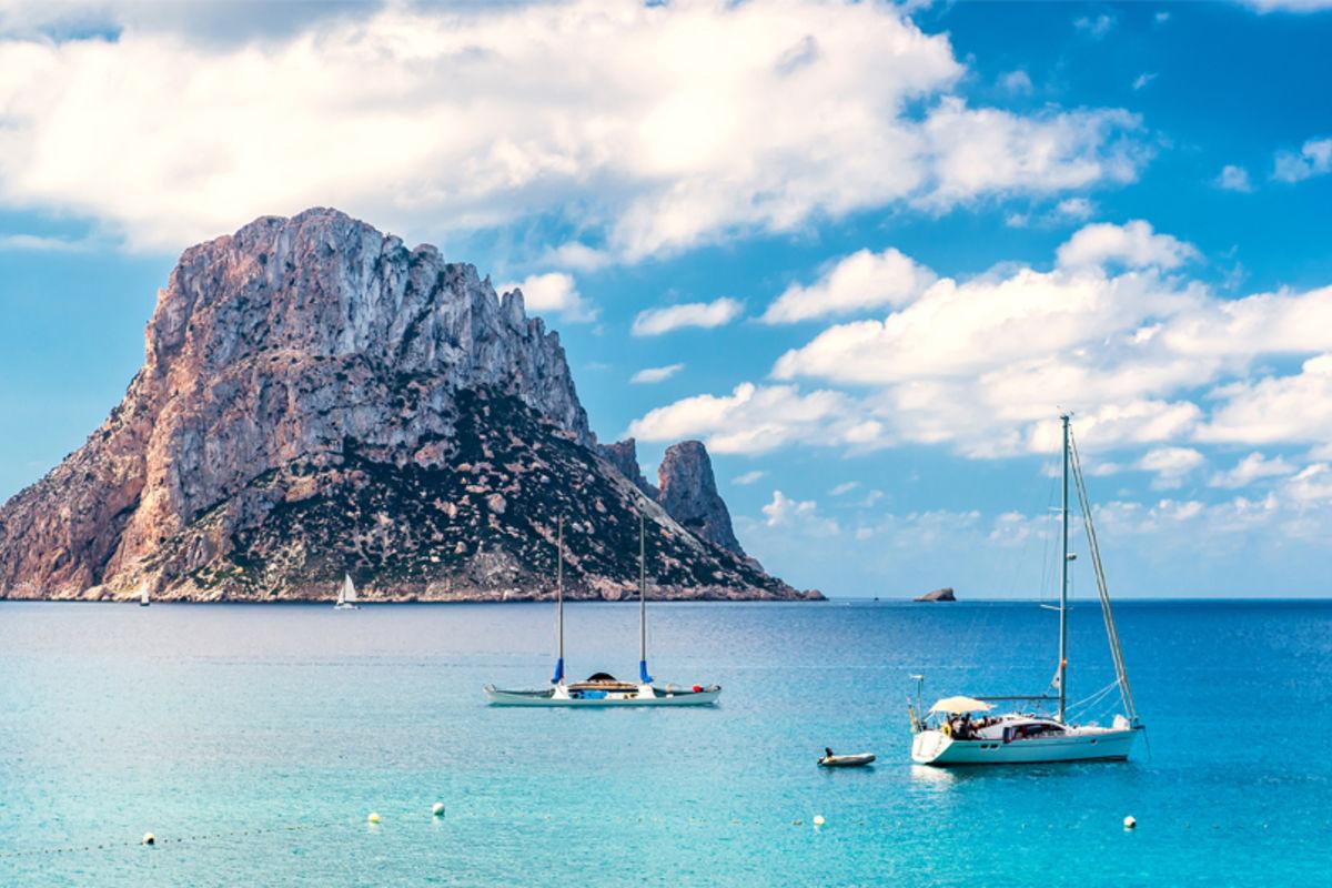 Koppla in Ibiza