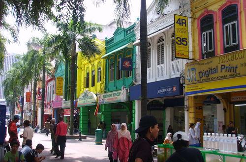 Indiska kvarteren
