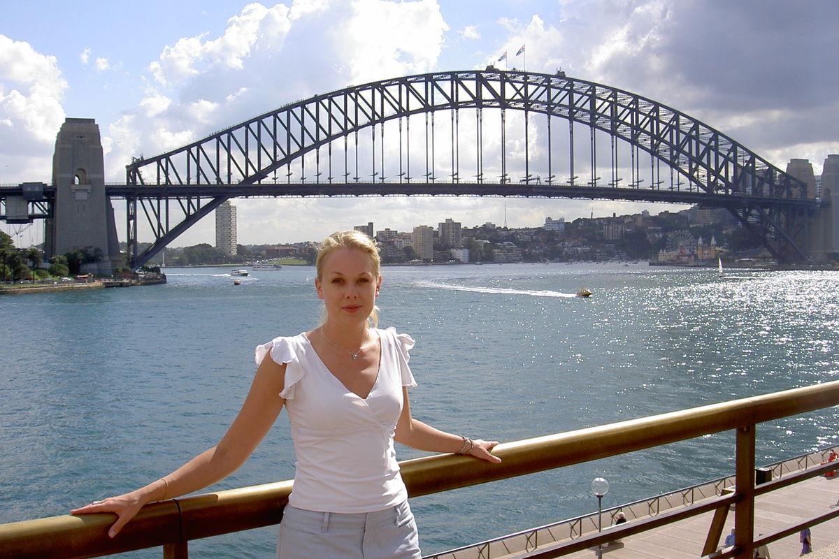 Sydney Harbour Brige