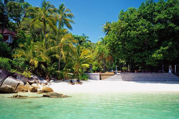 Foto: Bedarra Island Luxury Resort