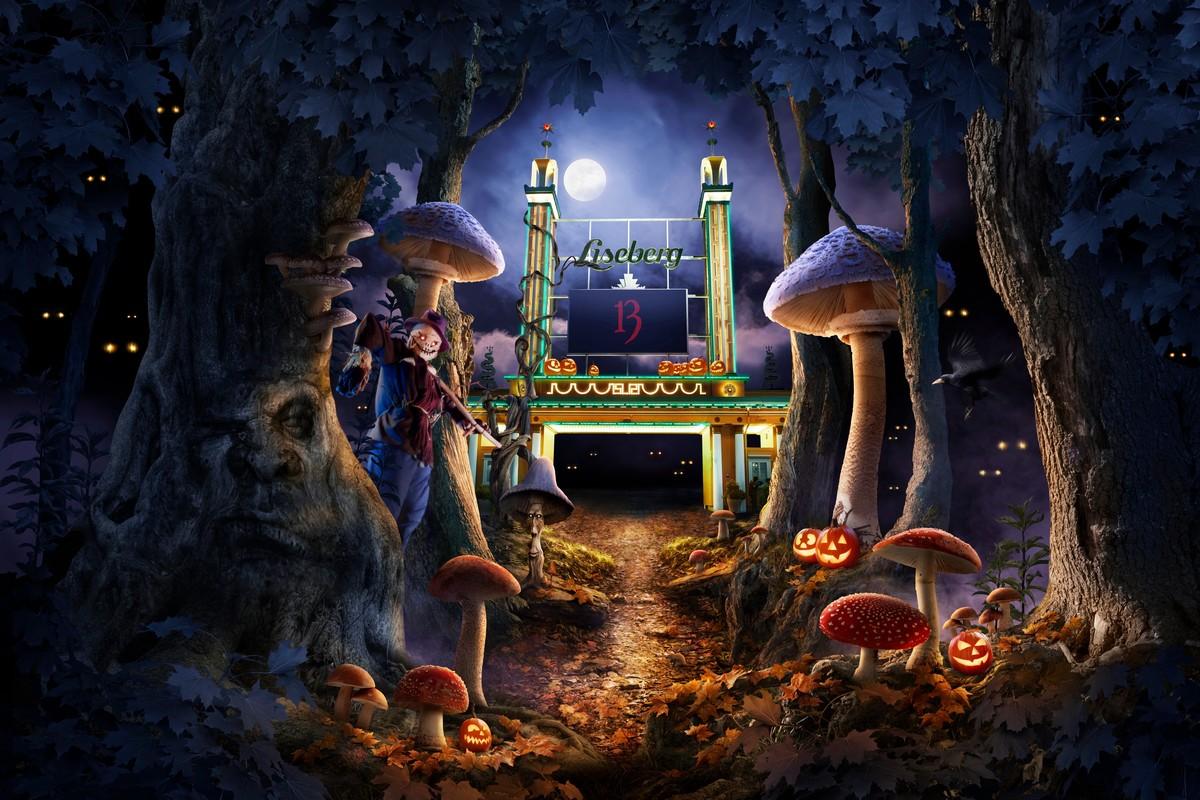 Halloween på Liseberg - Reseguiden d37d99ba4d284