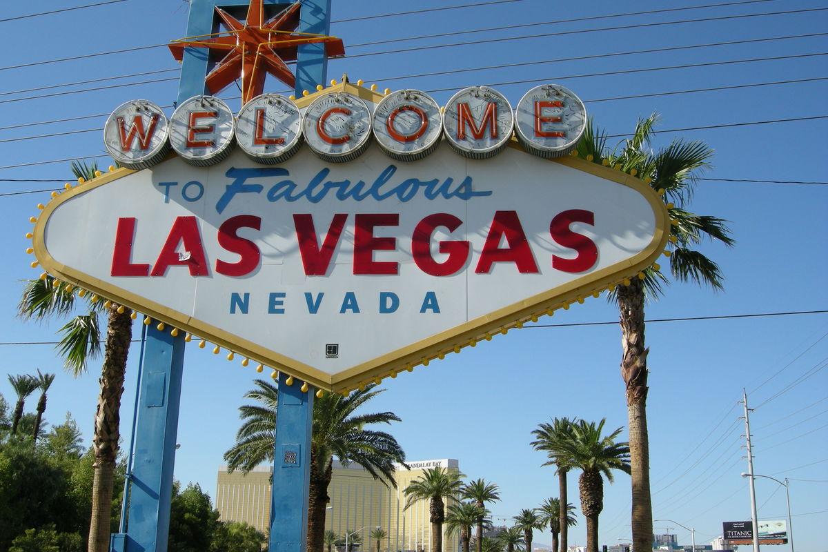 Las Vegasskylten